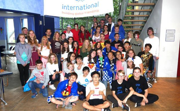 Teilnehmende des Kölner StepUp 2019